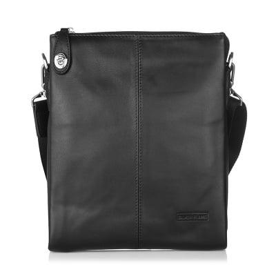 Мъжка чанта SILVER FLAME- средна