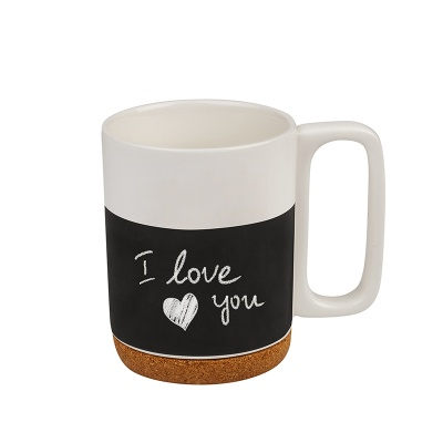 Порцеланова чаша Обичам те - 350 мл.