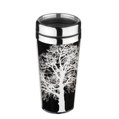 Термо чаша Дърво - 470 мл.