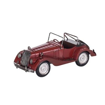 Ретро количка червена