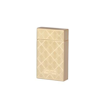 Луксозна златна запалка на Pierre Cardin