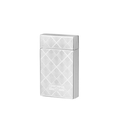 Луксозна сребърна запалка на Pierre Cardin