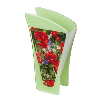 Poppy field ваза