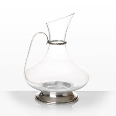Декантер стъклен