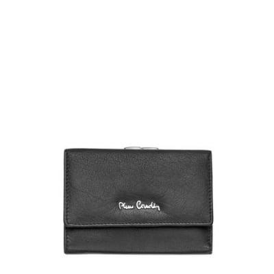 Дамско портмоне PIERRE CARDIN с мека кожа с монетник