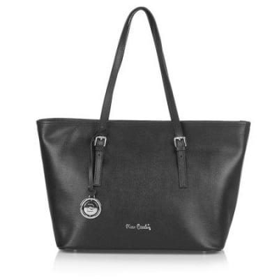 Чанта PIERRE CARDIN - Doux черна