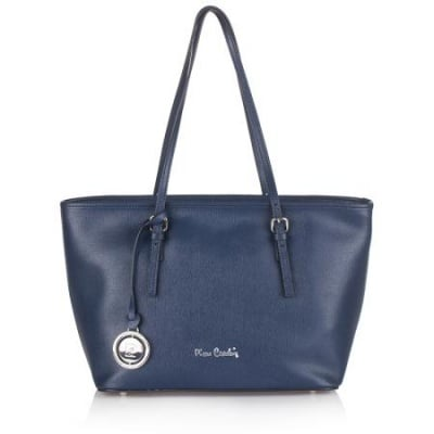 Чанта PIERRE CARDIN - Doux синя