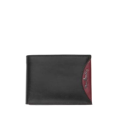 Стилен портфейл  от естествена кожа - PIERRE CARDIN