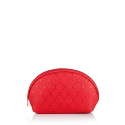 Козметична чанта PIERRE CARDIN червена