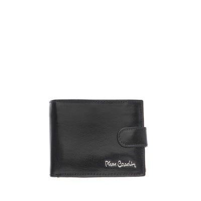Мъжки елегантен портфейл от естествена кожа - PIERRE CARDIN