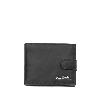 Малък стилен мъжки портфейл гланц - PIERRE CARDIN