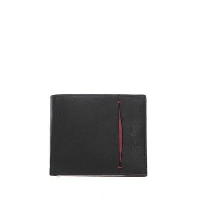 Мъжки стилен портфейл от 100% естествена кожа - малко PIERRE CARDIN