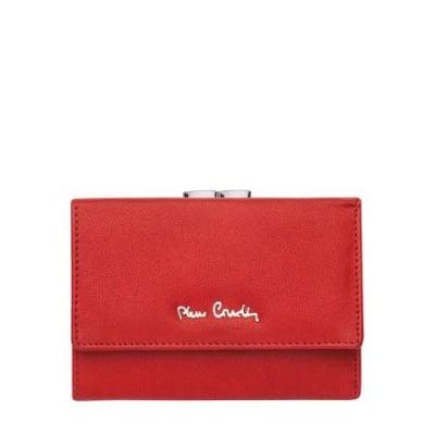 Дамско портмоне червено PIERRE CARDIN