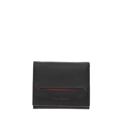 Мъжки малък портфейл  с външен монетник