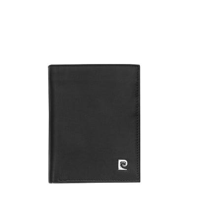 Мъжки портфейл гладка кожа, вертикален PIERRE CARDIN