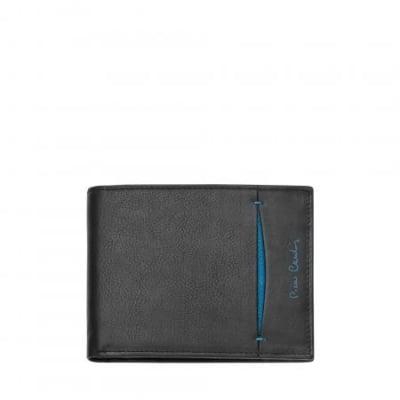 Мъжки портфейл PIERRE CARDIN със синьо