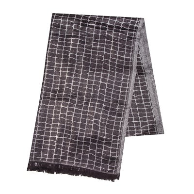 Черен шал - PIERRE CARDIN