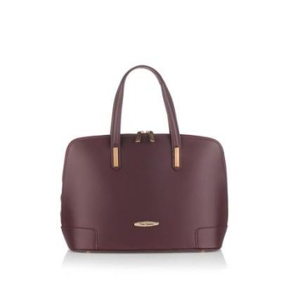 Дамска чанта PIERRE CARDIN - Style бордо