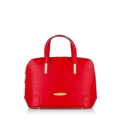 Дамска чанта PIERRE CARDIN - Style червена
