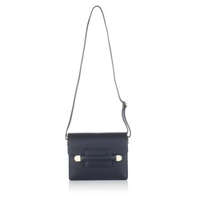 Дамска чанта PIERRE CARDIN - Chic тъмно синя