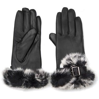 Ръкавици от естествена кожа - размер 7 1/2 (M)