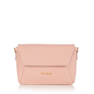 Дамска чанта Dollaro розова - PIERRE CARDIN