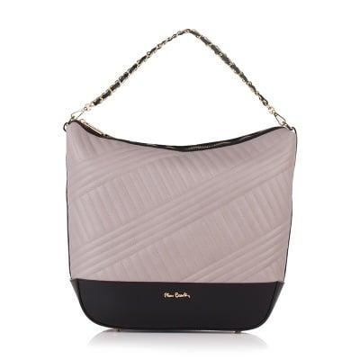 Дамска чанта RÉVE цвят перла
