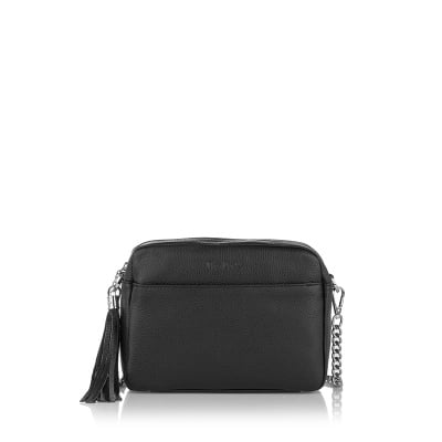 Дамска малка черна чанта - Petit