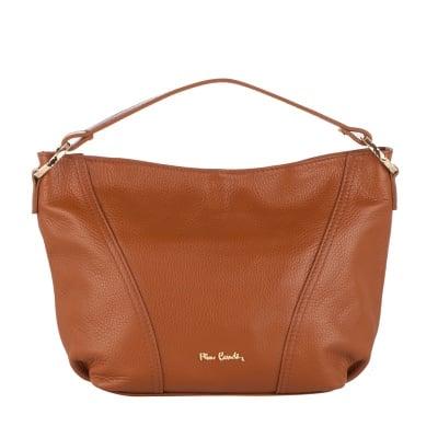 Дамска кафява чанта Anima Pierre Cardin