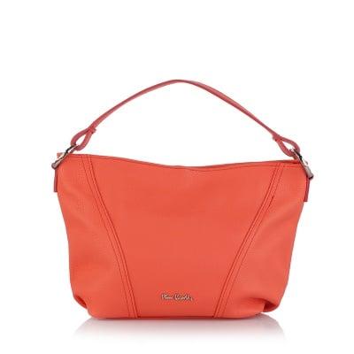 Дамска чанта Jour - цвят пъпеш