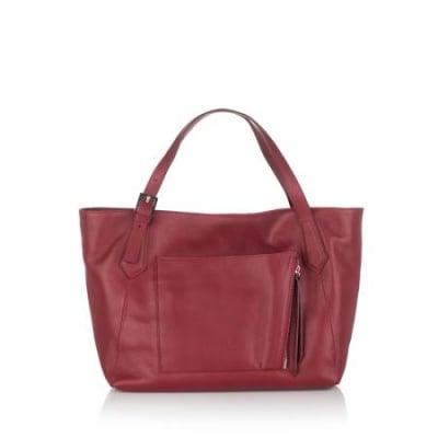 Дамска чанта PIERRE CARDIN Soleil червена