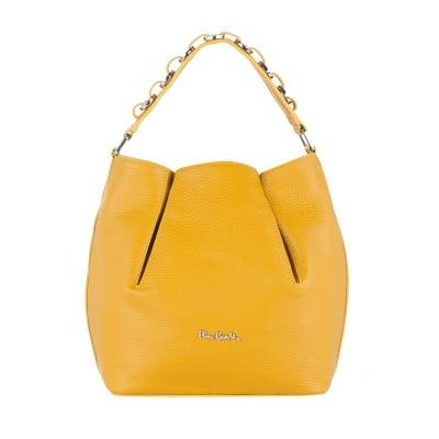 Дамска чанта с верижка Pierre Cardin
