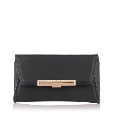 Дамска черна чанта  PIERRE CARDIN Coquette