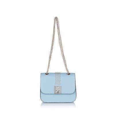 Дамска чанта синя PIERRE CARDIN - малка