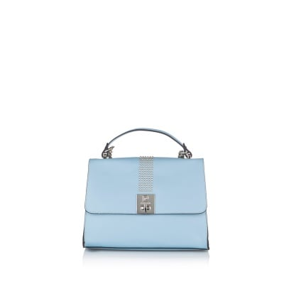 Дамска чанта синя PIERRE CARDIN - голяма