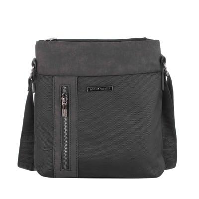 Мъжка спортна чанта през рамо - PIERRE CARDIN