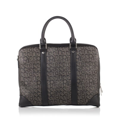 Мъжка чанта за документи от плат PIERRE CARDIN