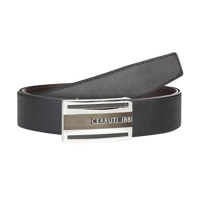 Стилен мъжки колан - CERRUTI - 120 см