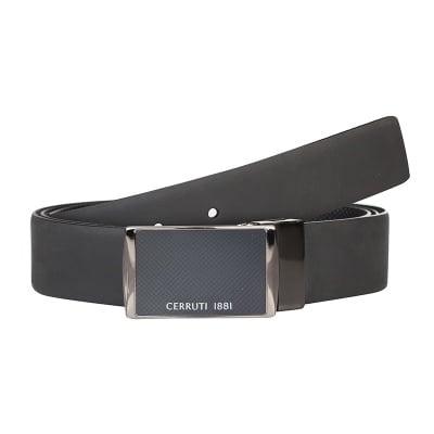 Класически мъжки колан - CERRUTI - 110 см