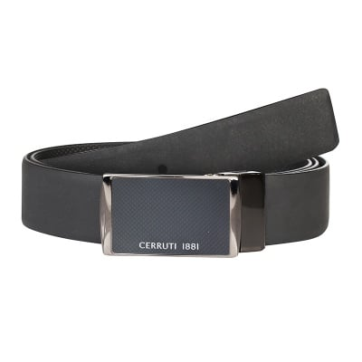 Класически мъжки колан - CERRUTI - 115 см