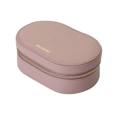 Кутия за бижута цвят Перлено розово - ROSSI