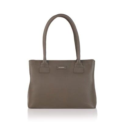 Дамска маслено зелена чанта - ROSSI