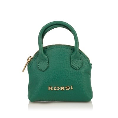 Дамски ключодържател цвят Green - ROSSI