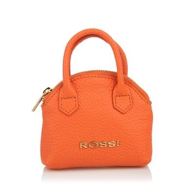Дамски ключодържател цвят Orange - ROSSI