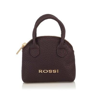 Дамски ключодържател цвят Aubergine - ROSSI
