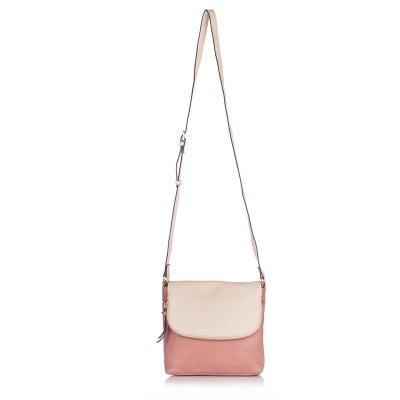 Дамска розова чанта RОSSI