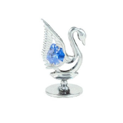 Малък лебед сребро