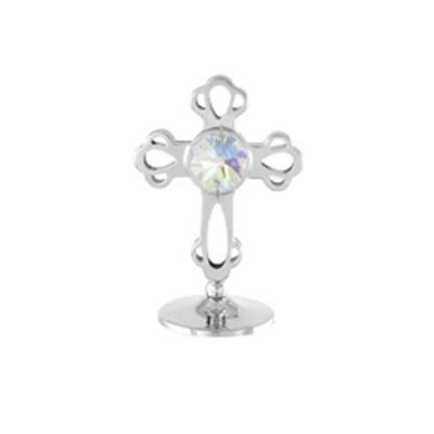 Малък кръст сребро