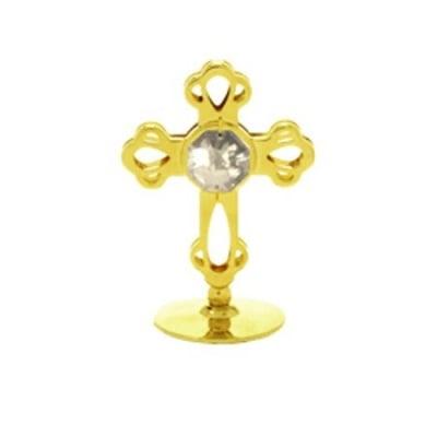 Малък кръст злато