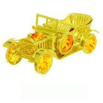 Количка златна